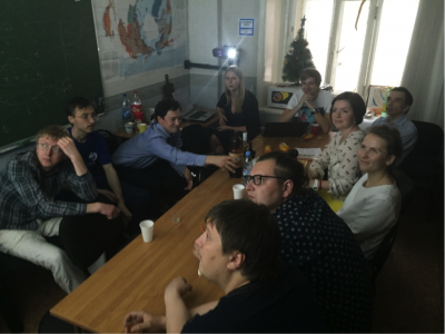 Participants in the May 28th PYRN Russia workshop